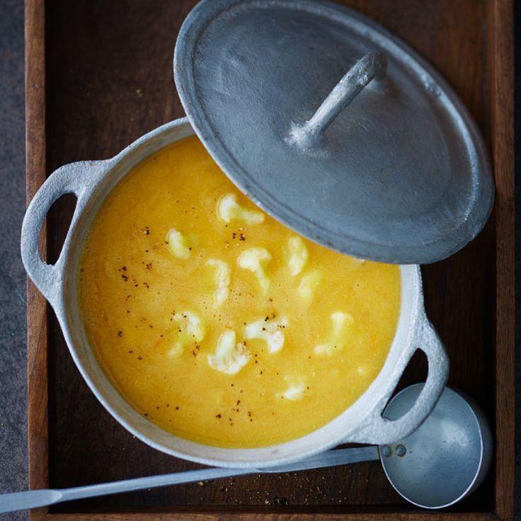 Linsen-Blumenkohl-Suppe Rezept | Weight Watchers