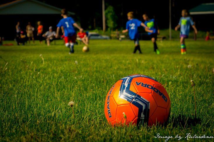 Youth Soccer image by Kulardenu