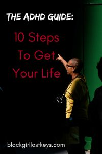 Get your life in order. Good overview with plenty of resources by Renee' Brooks