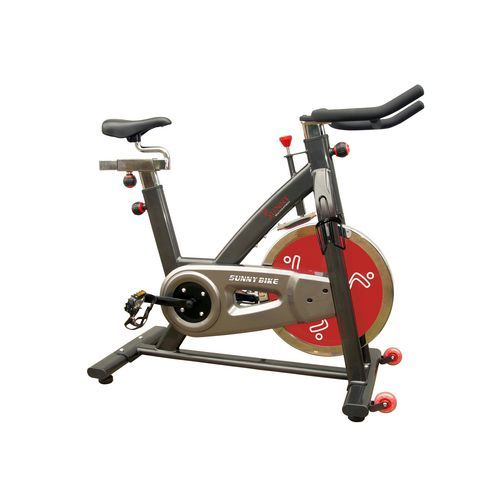 Sunny Health & Fitness SF-B1002 Belt Drive Indoor Cycling Exercise Bike - Fitness Equipment, Exercise Bike/Ski Machines at Academy Sports