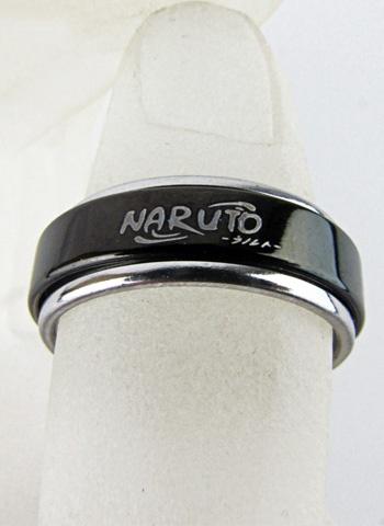 Cool Naruto Konoha Ring