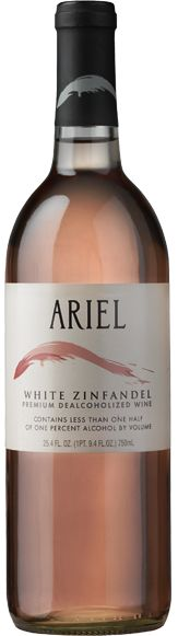 Ariel (J. Lohr) - Really good, NON-ALCOHOLIC wine, low in calorie, inexpensive wine - I just bought my second case and had it shipped directly to my door - chardonay, blanc, sparkling (yummy), blush (great), rouge, merlot, and cabernet sauvignon (really good)! - Diane