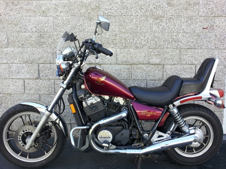 Honda Shadow 750 Bobber Project | Current Projects ...