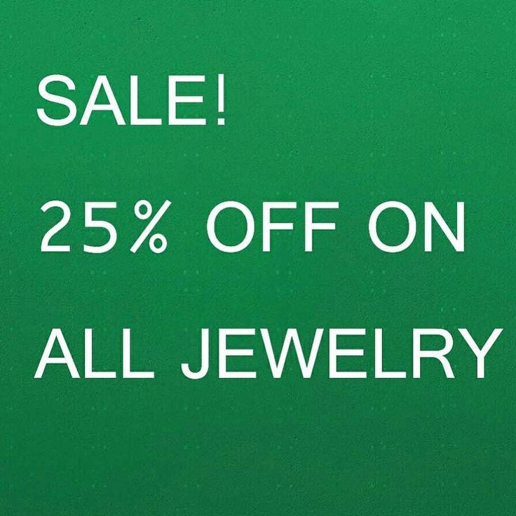 Christmas in July Sale!  25% off on all jewelry