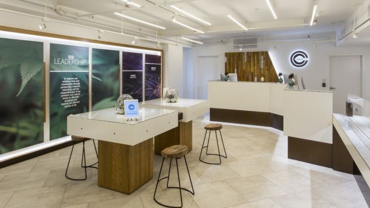 Manhattan's First Medical Marijuana Dispensary Opens And Is Already Working With Mt. Sinai Hospital