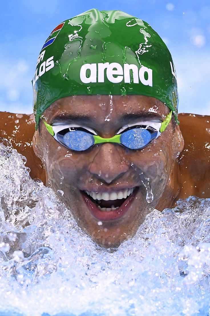 Chad Guy Bertrand Le Clos : Rio Olympics 2016: Best images from Day 3