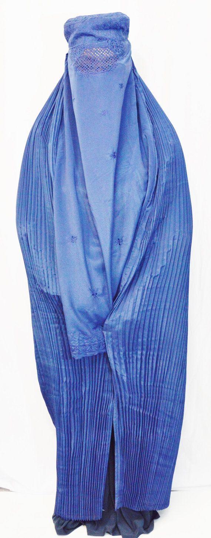 Authentic Afghan Ladies Burqa Burka Jilbab Abaya by CoolKaftan