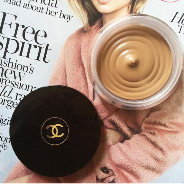 CHANEL's Soleil Tan De Chanel gel-cream bronzer is the most natural looking and easy to apply bronzer I have ever used, via @sarahsarna.