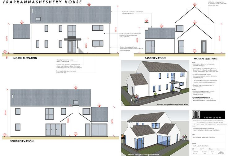 New homes and house extension projects by Edge Architecture - CORK ARCHITECTS including work for Carbery, OPW, Coilte