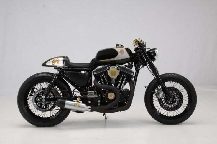 Official Sportster Cafe Racer Picture Thread - Page 16 - Harley Davidson Forums