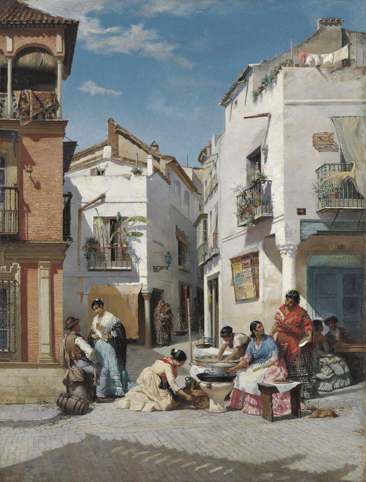 78 best images about pintores del romanticismo andaluz on pinterest - Pintores en cartagena ...