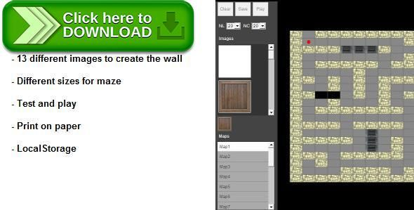 [ThemeForest]Free nulled download labBuilder from http://zippyfile.download/f.php?id=47556 Tags: ecommerce, builder, labyrinth, map, maze, maze creator, maze editor, paint, play maze, print maze
