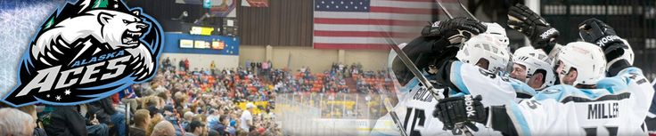 Anchorage Aces ECHL  Professional Hockey Team