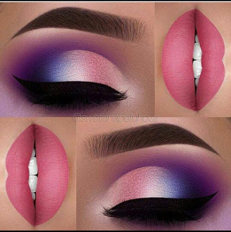 Lipstick || Eye Makeup