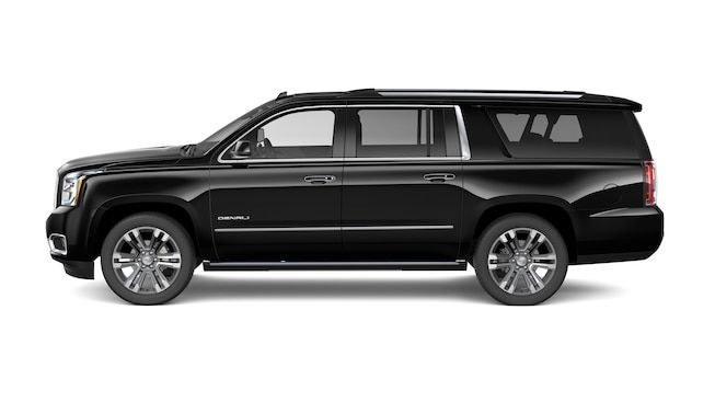 2019 Gmc Yukon Xl Denali Large Luxury Suv Side Detail Gmc Trucks