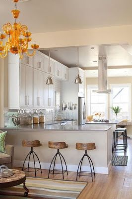 check out 23 awesome kitchen designs for your home as the hub of the home the kitchen is the room with all the action and not