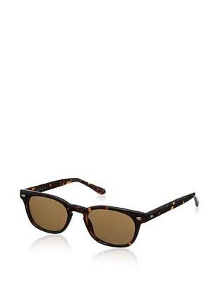 55% OFF Cole Haan Men's C7042 21 Rectangular Sunglasses (Tortoise)