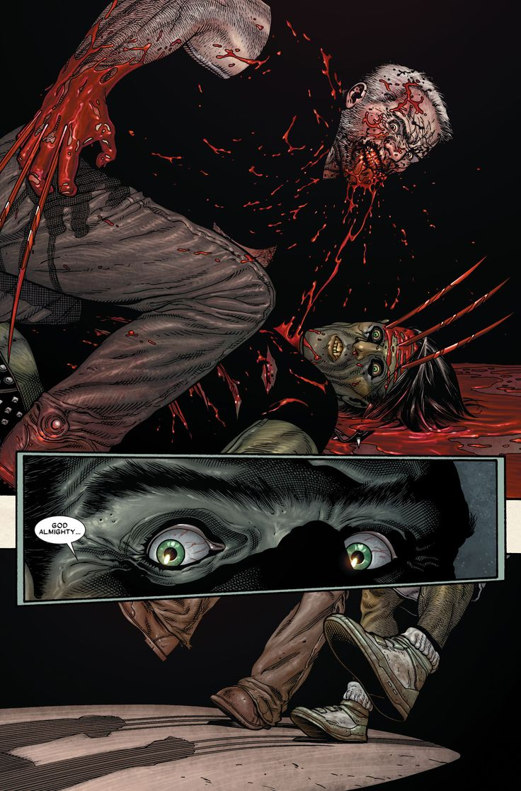 Wolverine: Old Man Logan (2011): Chapter 1 - Page 173
