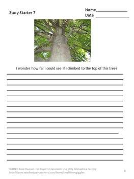 Printables Science Starters Worksheet 1000 images about science worksheets on pinterest earth space 20 story starter writing with original nature photography these printable worksheets