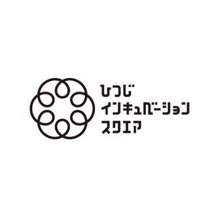 ひつじインキュベーションスクエアのロゴ:モコモコから生まれていくロゴ | ロゴストック