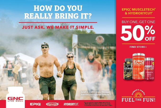 MuscleTech - Ends June 21st , 2016 - Workout, fitness, exercise, exercises, run, crossfit, health, wellness