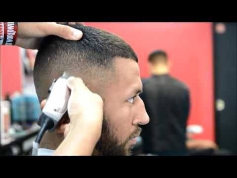 how to do a fade cut with clippers
