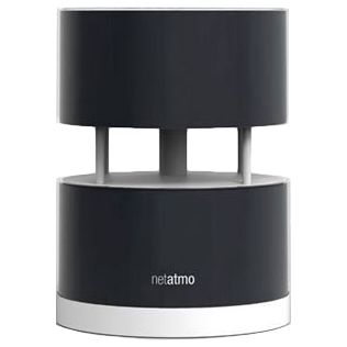 Netatmo Weatherstation - wind gauge - Wind gauge for the Netatmo weather station with ultra sonic technology
