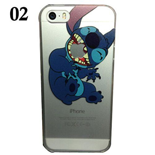 SAKO for iPhone 5C Disney Cartoon Lilo and Stitch Playing/ Grabbing Apple logo Cute Clear Case Cover for Iphone 5C Xmas Gift (Stitch02 for 5C), http://www.amazon.com/dp/B00LO91T92/ref=cm_sw_r_pi_awdm_8Om8tb1EJ4TR1