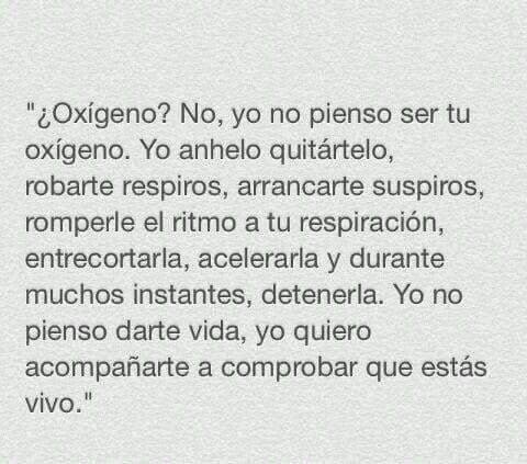 #oxigeno