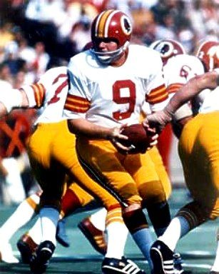 Sonny Jurgenson, the first sports star I remember him introducing me to.