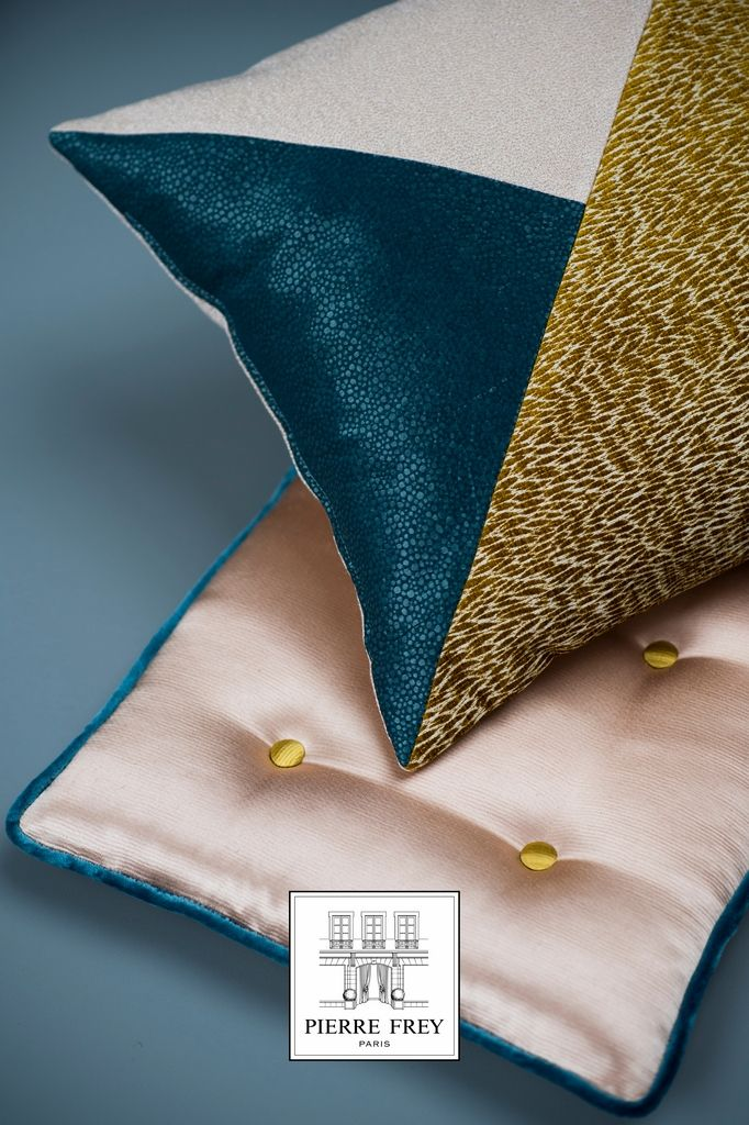 We love this fabric and are proud to be one of Pierre Frey's main UK distributor!