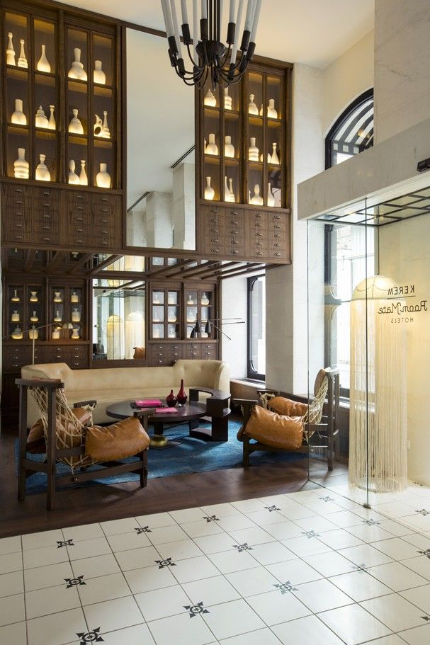 Room Mate Kerem Hotel Istanbul Common Area 2