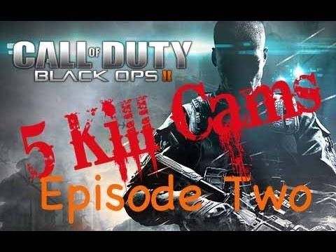 Five Kill Cams - Call of Duty Black Ops 2 - Episode Two - C4's are the Best