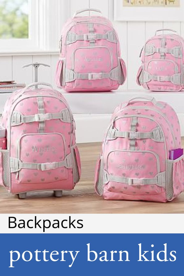 11 Best Backpacks For Fifth Grade Images On Pinterest