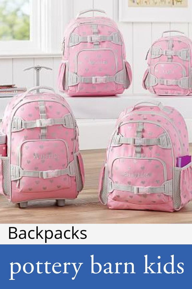 5th Graders Backpacks Cute