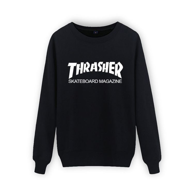 Dmart7deal thrasher hoodie men sweatshirt mens trasher hoodies sweatshirts thin felpe sudaderas hombre o-neck hip hop hoodies