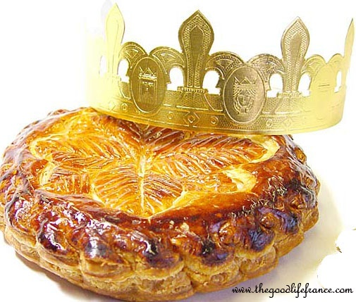Julia's Pantry : Galette des Rois – the Cake of Kings