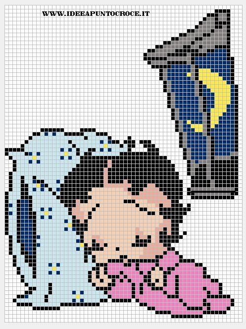 Schema Baby Betty Boop Betty Boop Betty Boop Cross Stitch Baby