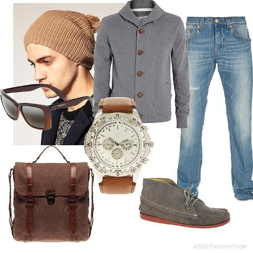School+casual+|+Men's+Outfit+|+ASOS+Fashion+Finder