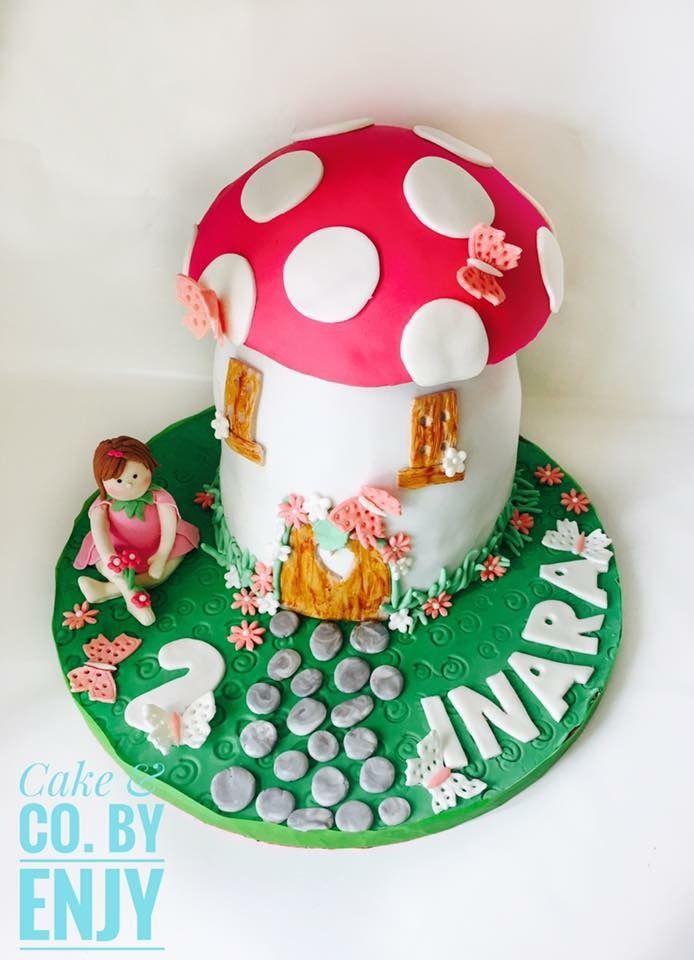 Fairy house  Cakeandco.byenjy@gmail.com Www.facebook.com/cakeandco.byenjy/