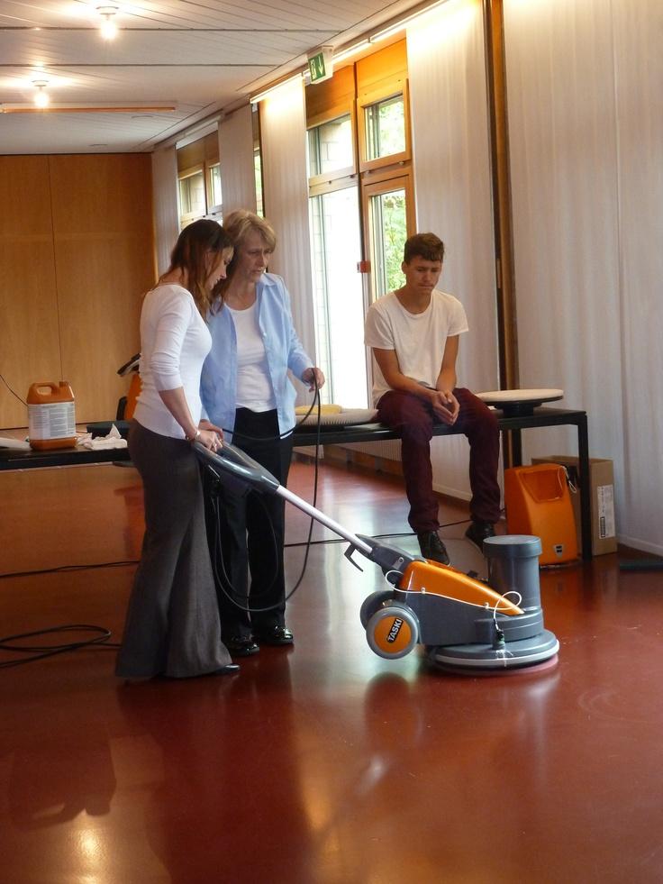 Praxistag Hauswirtschaft vom 2. Semester.