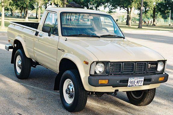 1980 Toyota - restored