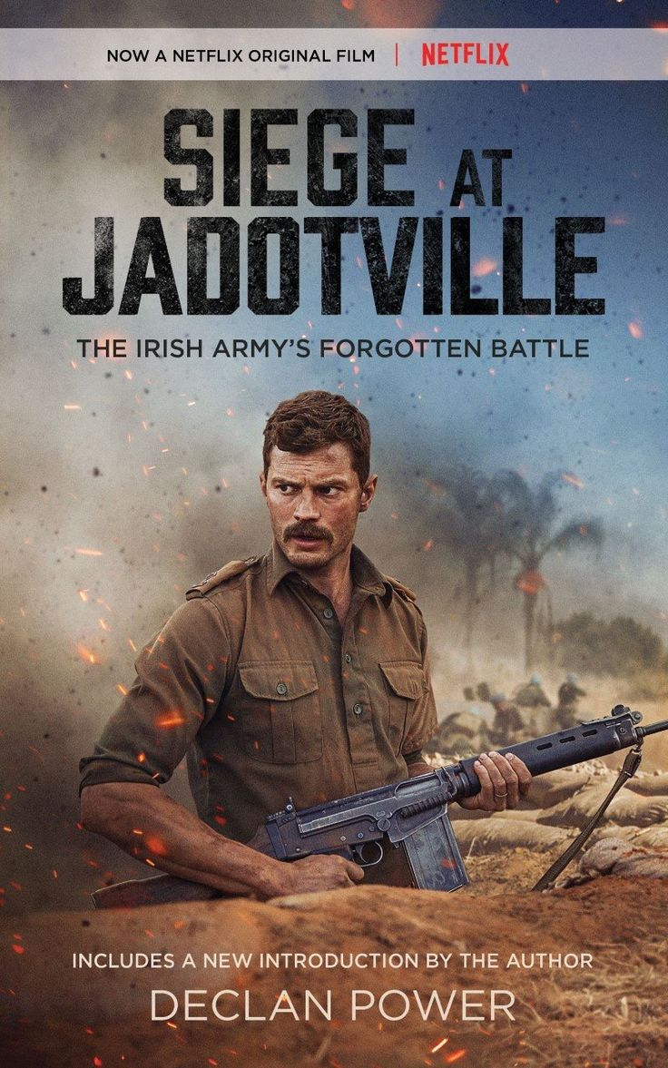 Jadotville / The Siege of Jadotville (2016, Richie Smyth) - Jamie Dornan, Jason O'Mara, Mark Strong.