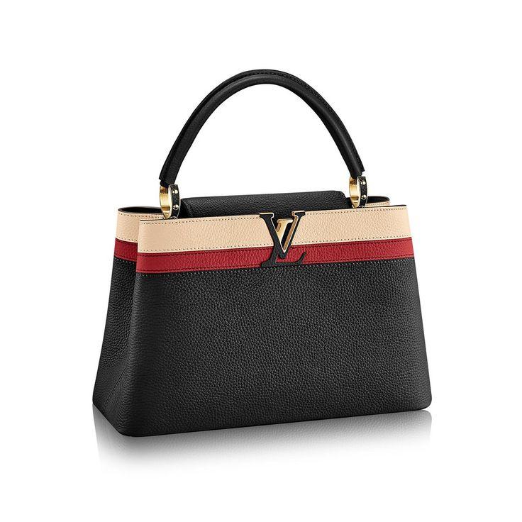 Bolsa Louis Vuitton Elegant Capucines Premium  Confira todos os modelos de bolsas da marca Louis Vuitton em nossa loja!  Acesse: www.replicasdebolsa.com.br