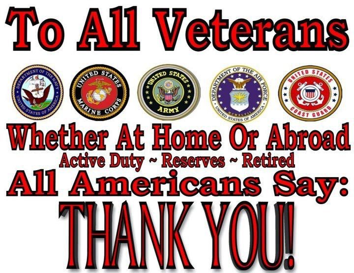#Blessed #VeteransDay #THANKYOU  There is not one of us who can say we didn't have a father, a brother, a cousin, an aunt, a sister, a friend… who served or serves in the military. Veterans represent us and when necessary fight for us, let us represent and fight for each other. #MayaAngleou #Poem #HappyVeteransDay #VeteransDay #Veterans #November11th #2016