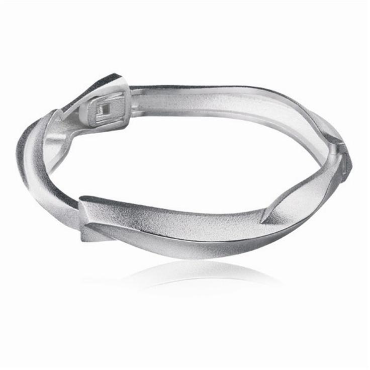 EDEN  Design Zoltan Popovits / Silver Bracelet / Lapponia Jewelry / Handmade in Helsinki