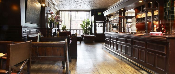 White Horse on Parsons Green, best pub in London according to some friends from Germany