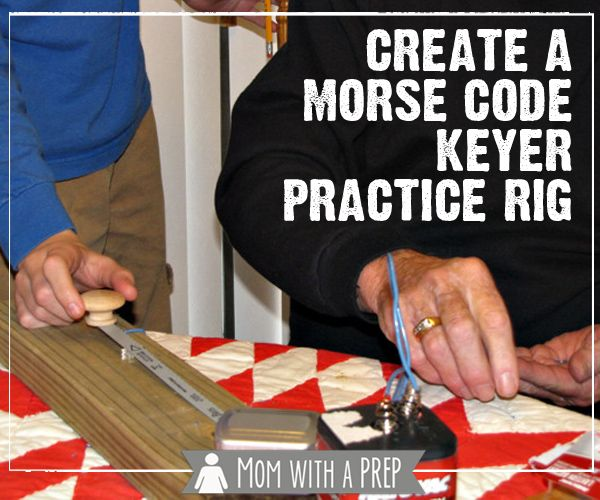 Best Morse Code Practice Ideas On Pinterest Scout Zombie - Wiring diagram telegraph key