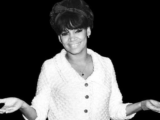 La Lupe in New York, 1967.