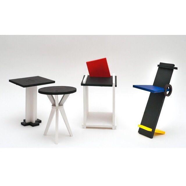 Malevich chairs / Ira Rudnaya